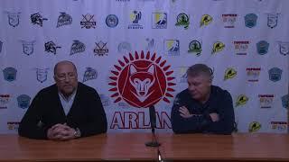 Пресс-конференция «Арлан» - «Номад»