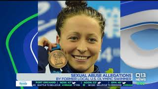 2012 Olympian accuses ex-swim coach in Seattle of sexually abusing her when she was 16   Kholo.pk