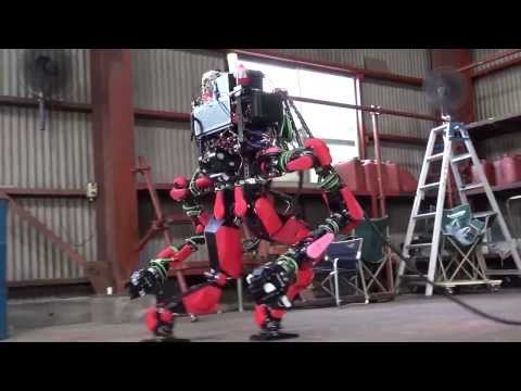 Meet Schaft, Winner of Darpa's Robotics Challenge!