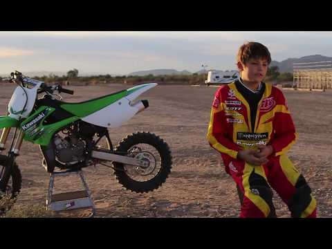 Try Out - Kawasaki KX85