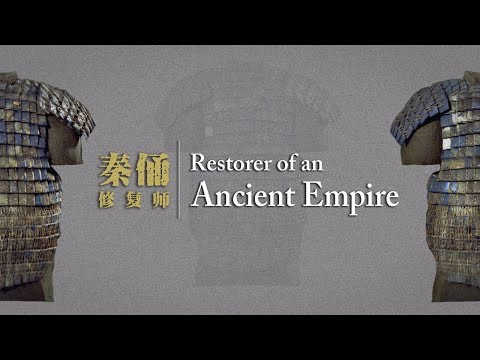 The man and the terracotta warriors: Restoring an ancient empire