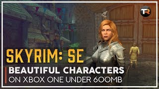 Skyrim Mods on Xbox One - Beautiful Characters for Players & NPCs