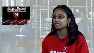 2014 duPont Manual Science Fair Projects
