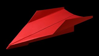 How to make a Paper Airplane - BEST paper planes that FLY FAR - Papierflieger falten basteln