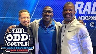 Shannon Sharpe Credits Skip Bayless For His Success - Chris Broussard & Rob Parker