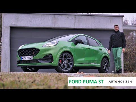 2021 Ford Puma ST: Sport-SUV mit 200 PS im Review, Test, Fahrbericht