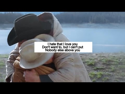 Jack & Ennis | I hate you, I love you [Brokeback Mountain]