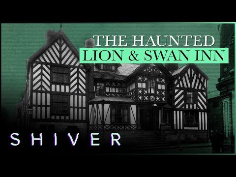 Lion & Swan Historic Inn - Ghost Cases