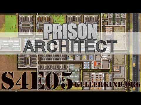 Prison Architect [HD] #048 – Forschung ist das A und O ★ Let's Play Prison Architect