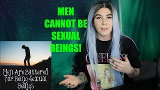 Men are battered - MY TAKE ON IT