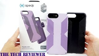Speck Presidio Grip in Purple for iPhone 7 Plus: Even Better than the Black?