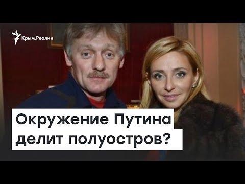 Крым в подарок. Окружение Путина делит полуостров?  | Радио Крым.Реалии