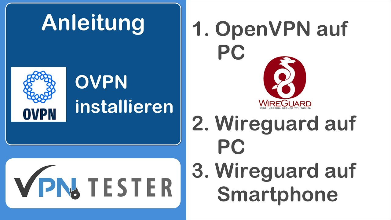 OVPN - Der schnellste VPN aus dem Tests! 5