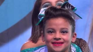 Peyton & Mackenzie Posadas Cheer Extreme
