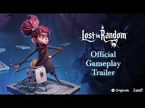 Lost in Random – Trailer de gameplay officiel de Lost in Random