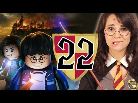 Lets Play Lego Harry Potter Years 5-7 – Part 22