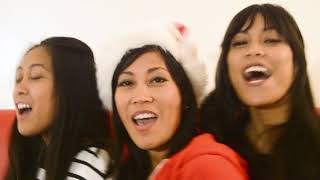 Jingle Bells   Barry Manilow & Exposé (Buko Family Cover)