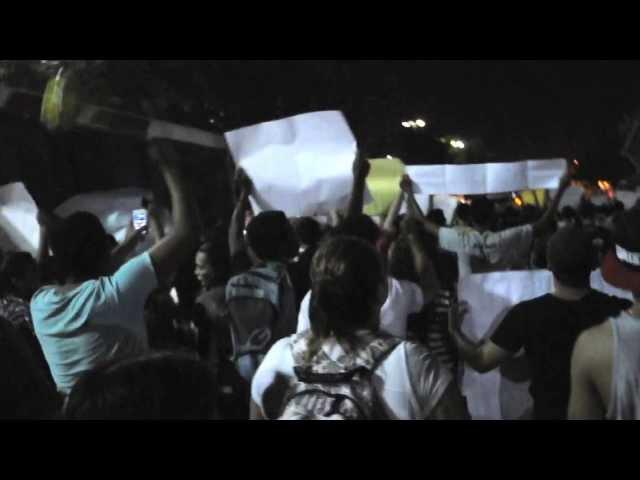Manifestação Pacifica em Seropédica – parte 1