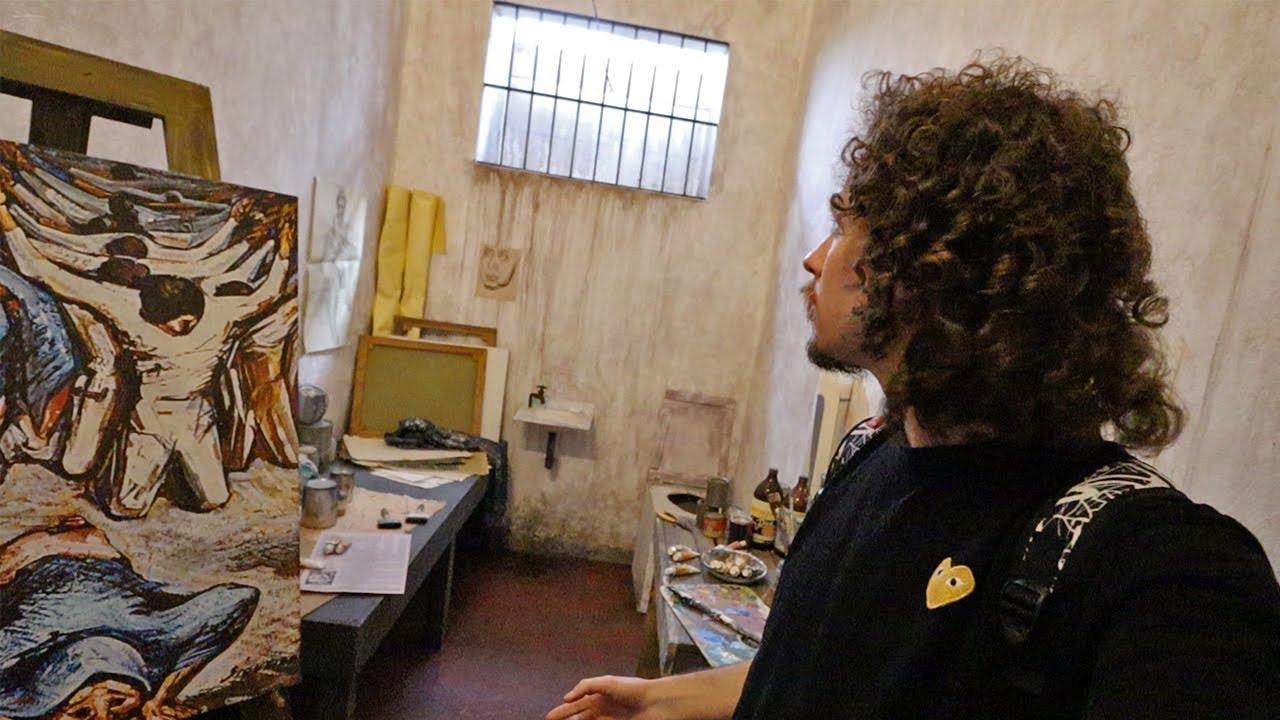 Carceles Porn qué tan grande es una celda de prisión? | cÁrcel lecumberri