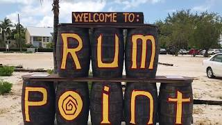 Where to stay in rum point cayman islands
