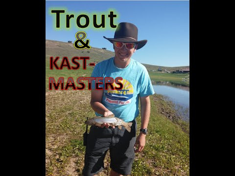 Fishing With Adam-Fishing with Kastmasters-Scofield(Reservoir) Scout Camp