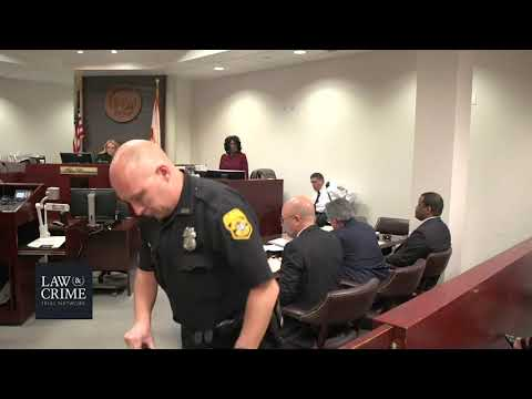 Granville Ritchie Trial Day 2  Witness Detective Lee Smith 091619
