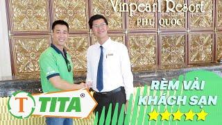 Màn Rèm Cửa Khách Sạn 5 sao Vinpearl Resort