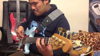 Hit It And Quit It - Questlove & D'Angelo (Bass Cover) 1963 Fender Precision Bass