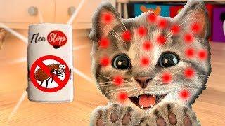 ПРИКЛЮЧЕНИЕ МАЛЕНЬКОГО КОТЕНКА мультфильм про котят мультик для детей и малышей мультики на #ММ