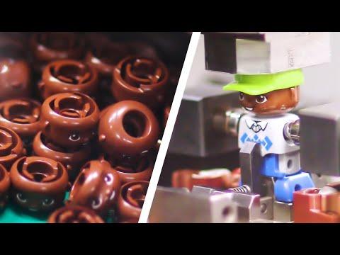 樂高「得寶」積木製作過程大公開!印刷過程越看越療癒~(How is LEGO DUPLO Made? | LEGO Factory Behind The Scenes)