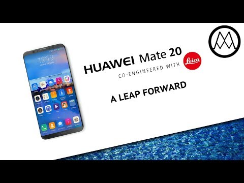 Video over Huawei Mate 20 Pro