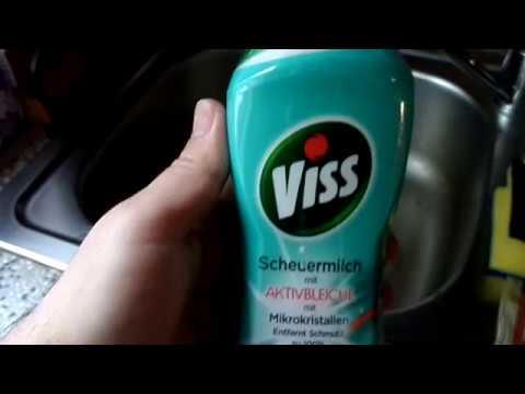 VISS Scheuermilch Aktivbleiche