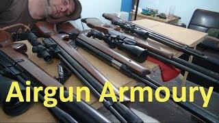 Inside a Pitbull Airguns Mega Moderator - hmong video