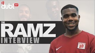 Ramz Interview   How He Deals With Criticism, Barking Goes Platinum, Afraid Of Being One Hit Wonder?