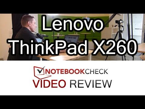 Lenovo ThinkPad X260 Review and Lab Test Results.