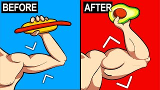 17 Muscle Building Foods (BULK UP FAST!)