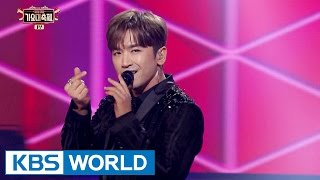 SHINHWA - Brand New (with.EXID) / Perfect Man [2016 KBS Song Festival / 2017.01.01]