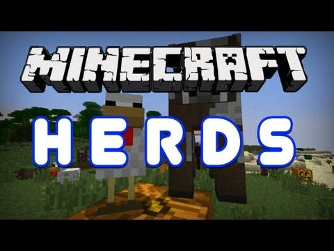HERDS! (AI Improvement) - Minecraft Mod Reviews