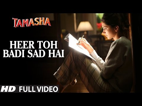 Heer Toh Badi Sad Hai Full Song Tamasha  Mika Singh