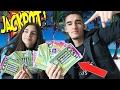 Download Video LE JACKPOT EN VIDEO ? 100 EUROS JEUX A GRATTER CHALLENGE
