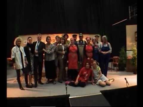 Cast musical Boer-en-Bedrog uit Sint Hubert