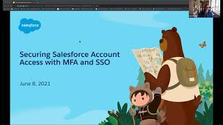 Securing Salesforce Access with Multi-Factor Authentication