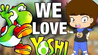 Why Do We LOVE Yoshi? (Super Mario Bros.) - ConnerTheWaffle