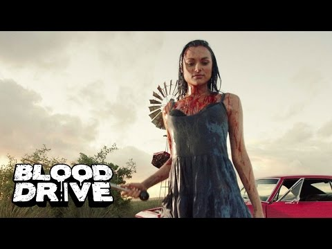 Blood Drive and the problem for exploitation TV · TV Overview · The A.V. Membership