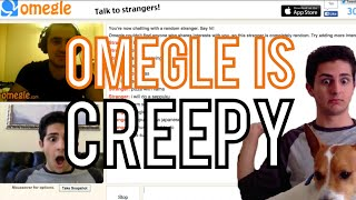 FINDING CREEPY PEOPLE ON OMEGLE?!