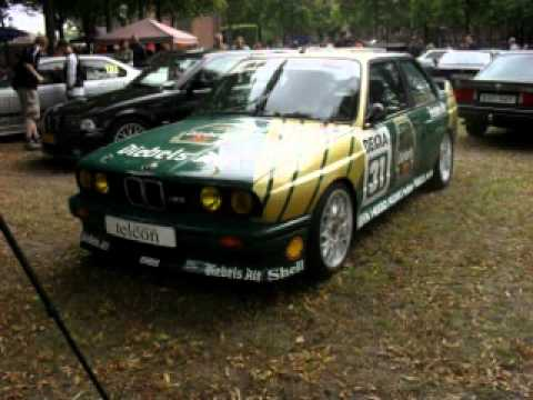 BMW treffen in Sint Anthonis in Holland