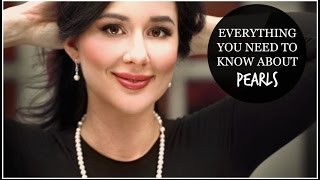 EVERYTHING ABOUT PEARLS | FACTS, BUYING, STYLING & CARE