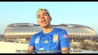Me Acostumbré - Arcangel ft. Bad Bunny (Parodia Tigres Campeón)  [Official Video]
