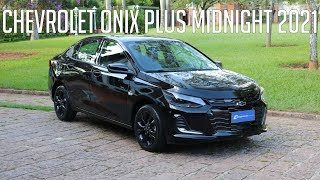 Avaliação: Chevrolet Onix Plus Midnight 2021