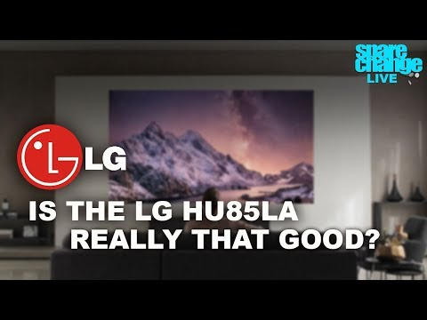 External Review Video dirQ_scUI3s for LG CineBeam 4K UHD Projectors (HU85LA Laser & HU70LA LED)